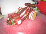 Vanellope's Cart (edible)