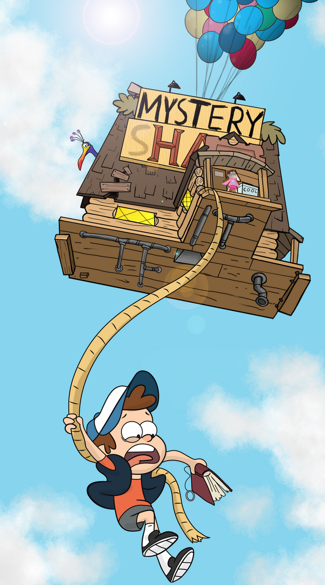 gravity falls and - photo #41