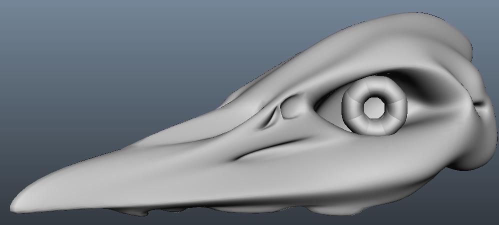 Birdskull by MF99K