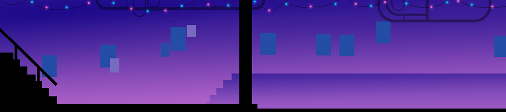 NiTW Party Background vector by MF99K