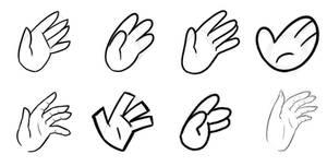 Handstyles