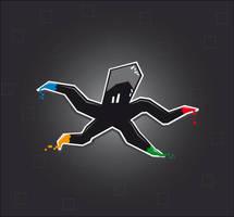Octopus Pixel by Mr-Sloow
