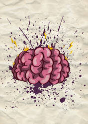 Explosive brain