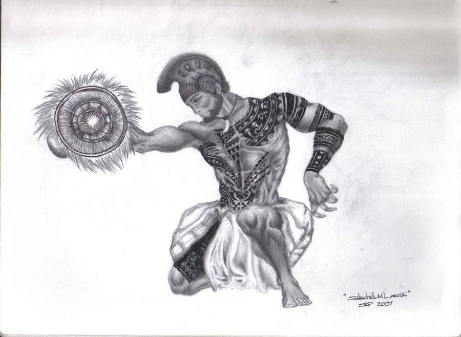 male hula dancer by smekeal00 on deviantart. Black Bedroom Furniture Sets. Home Design Ideas