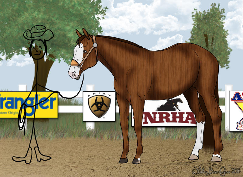 Pocketbook-halter entry by Rising-High-Ranch
