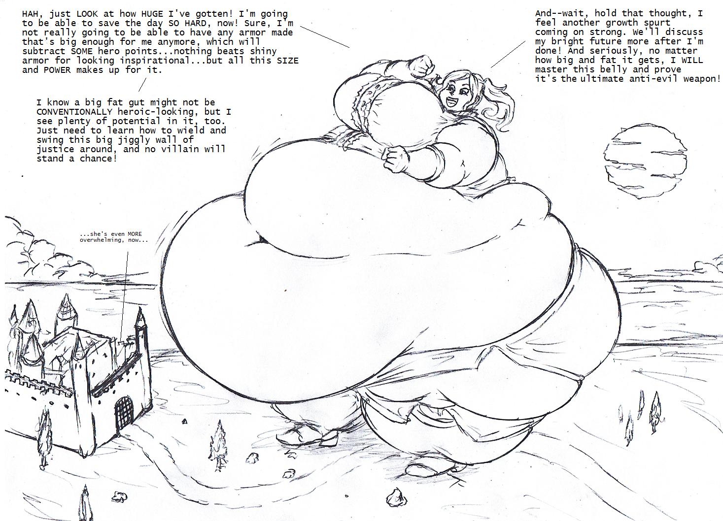Fat Giantess 63