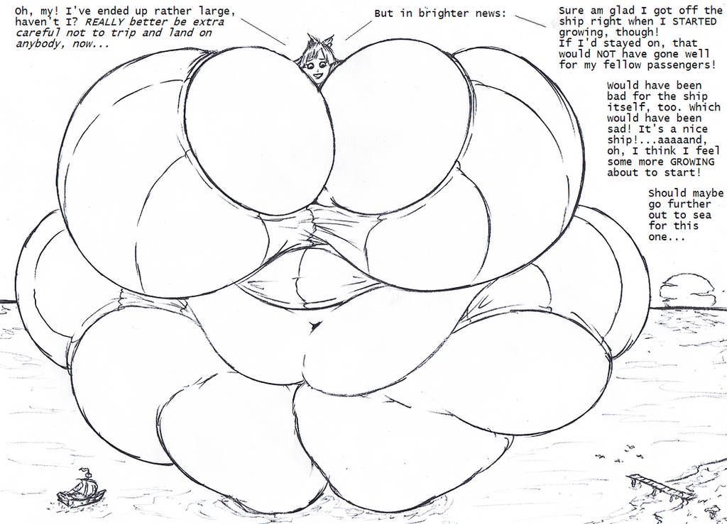Fat Giantess 71