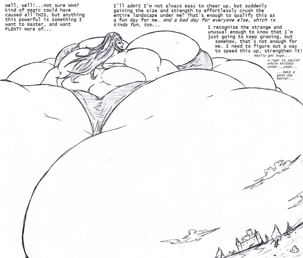 Fat Giantess 64