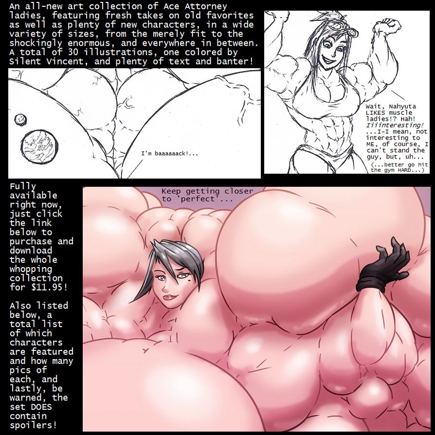Legal Muscle 2: Spirit of Buffness by Saxxon