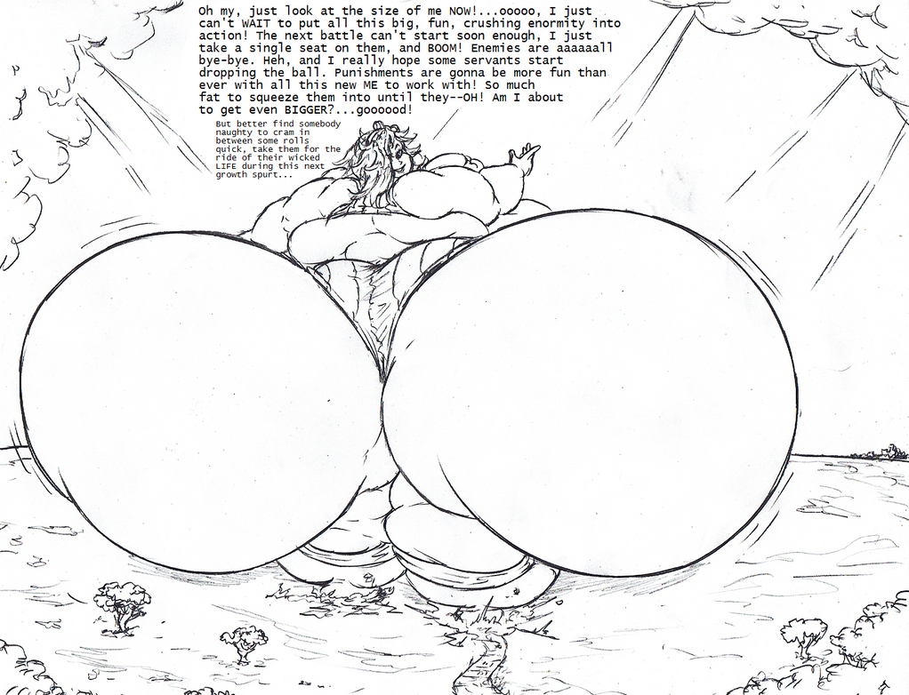 Fat Giantess 68