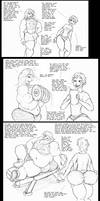 BUTTERCOMBE: Fitness and Fatness by Saxxon