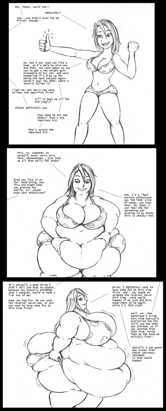 Fun With Fat by Saxxon