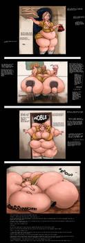 Marissa: possibly fat, definitely in color