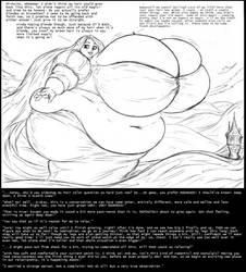 Fat Giantess Rapunzel