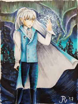 Frost Prince