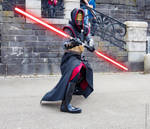 Lord Vindican Cosplay Sith Costume
