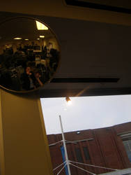 Mirror CCTV by Gingerblokey