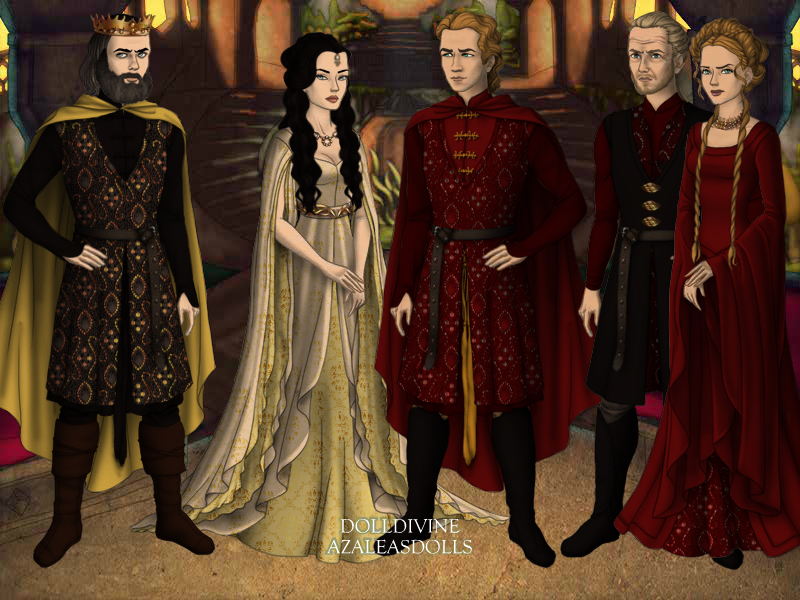 Game of thrones cersei and jaime fanfiction harry
