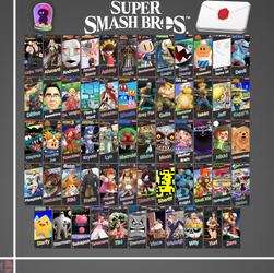 Super Smash Bros. Ultimate - Assist Trophies
