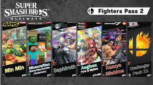 Fighters Pass Vol.2 (Alternate 2) V2