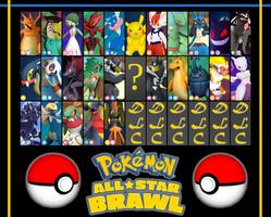 Pokemon Allstar Brawl (DLC Update #2)