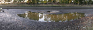 Drained River Torrens Lake 03 by Badooleoo