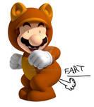 Mario 3D Fart
