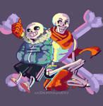 Skelebros Undertale