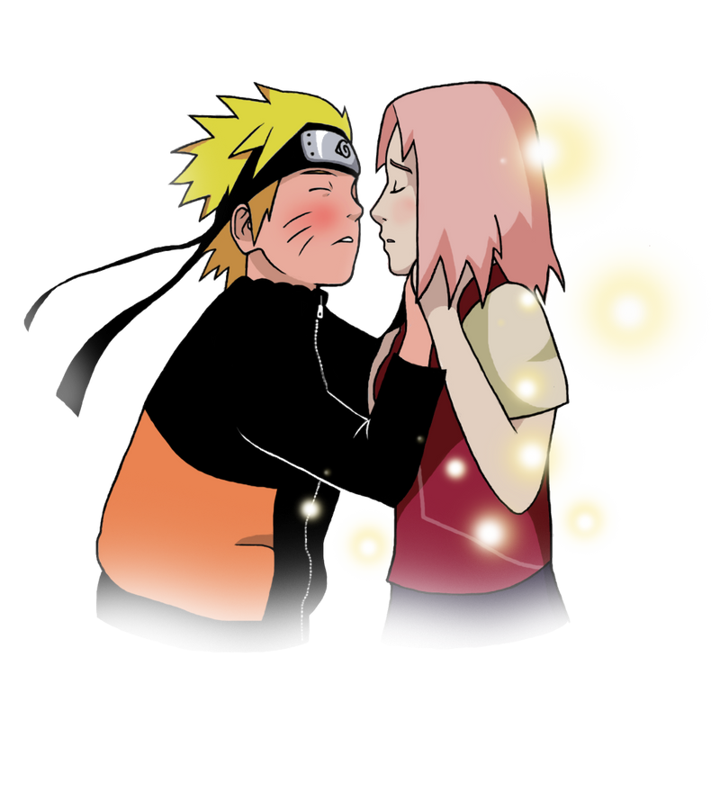Naruto- this is a dream or not? Narusaku by Karola2712