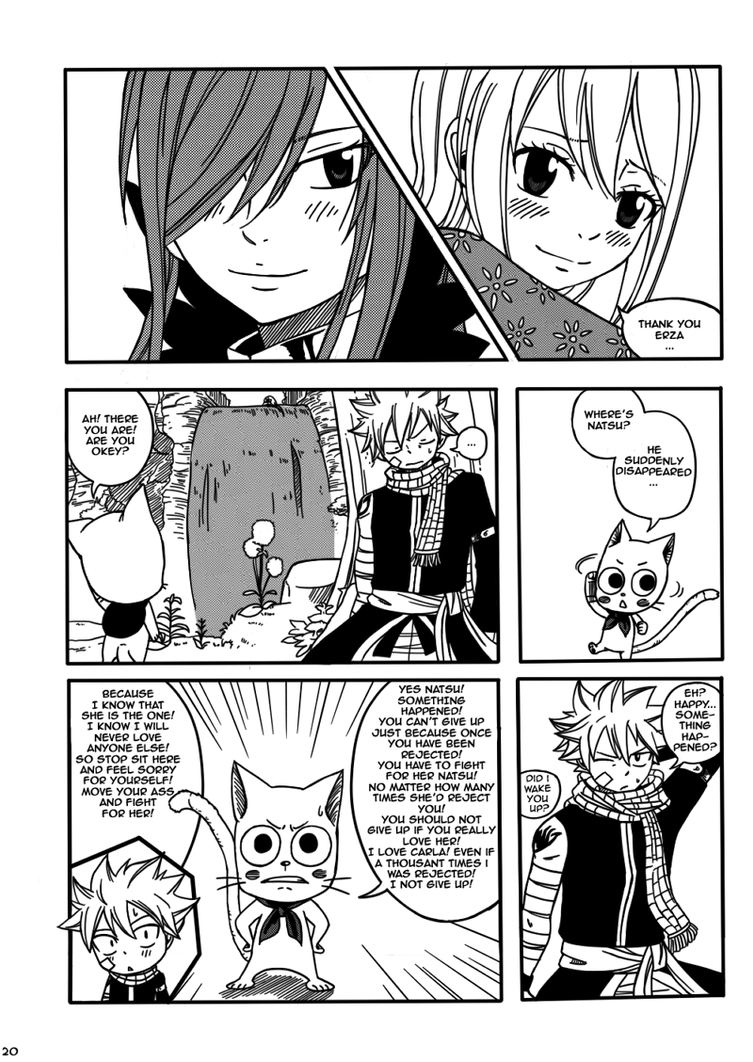 fairy tail doujin