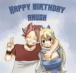 Happy Birthday Anush