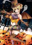 Halloween Lucy