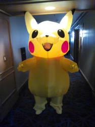 PIKACHU - Magic City Con 2017 by foreverwhiteknight