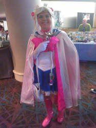 Sailor Moon - Magic City Con 2017 by foreverwhiteknight