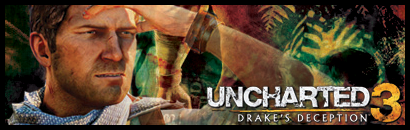Uncharted 3 Signature by Shabihu