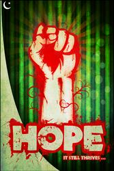 Pakistan - We still have hope