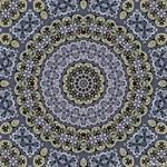 Lithophilous Lace - Mandala 1