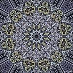 Lithophilous Lace - Mandala 3