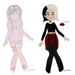 Mystery Adopts Revealed!! - CLOSED
