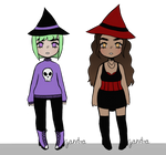 Witch Babes - CLOSED