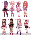 Set Price Collab Adopts - OPEN (2/8)