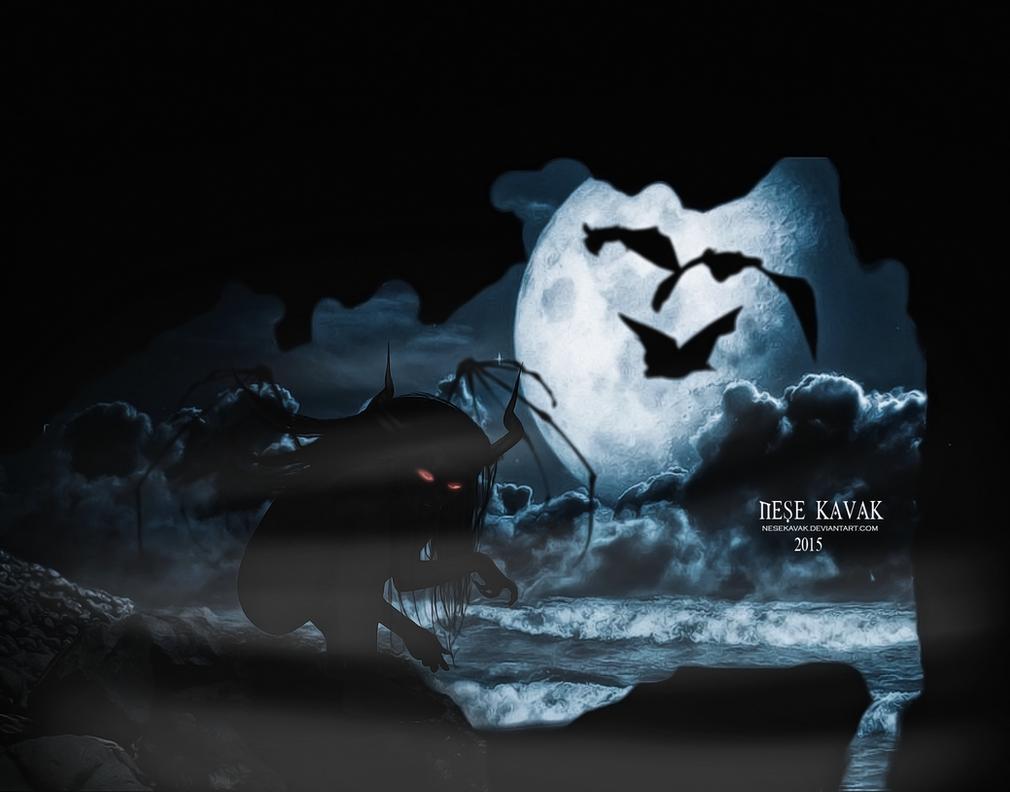 Night of the Demon by nesekavak