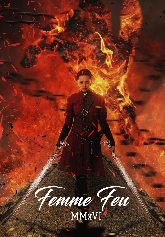 Femme feu