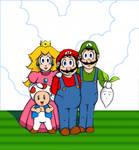 Harvest Mario