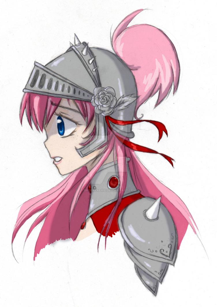 Armor pt2 -colored- by sporkfaerie