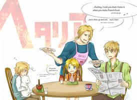 APH- Dysfunctional family ahoy by Clicio