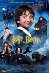 Mr Bean/ Harry Potter