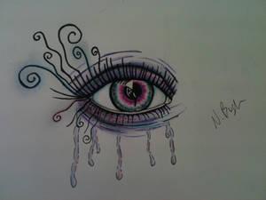 Mystique Eye