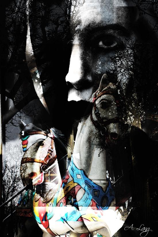 Nymphetamine Girl - Le monde est un cirque by FleurDelacour