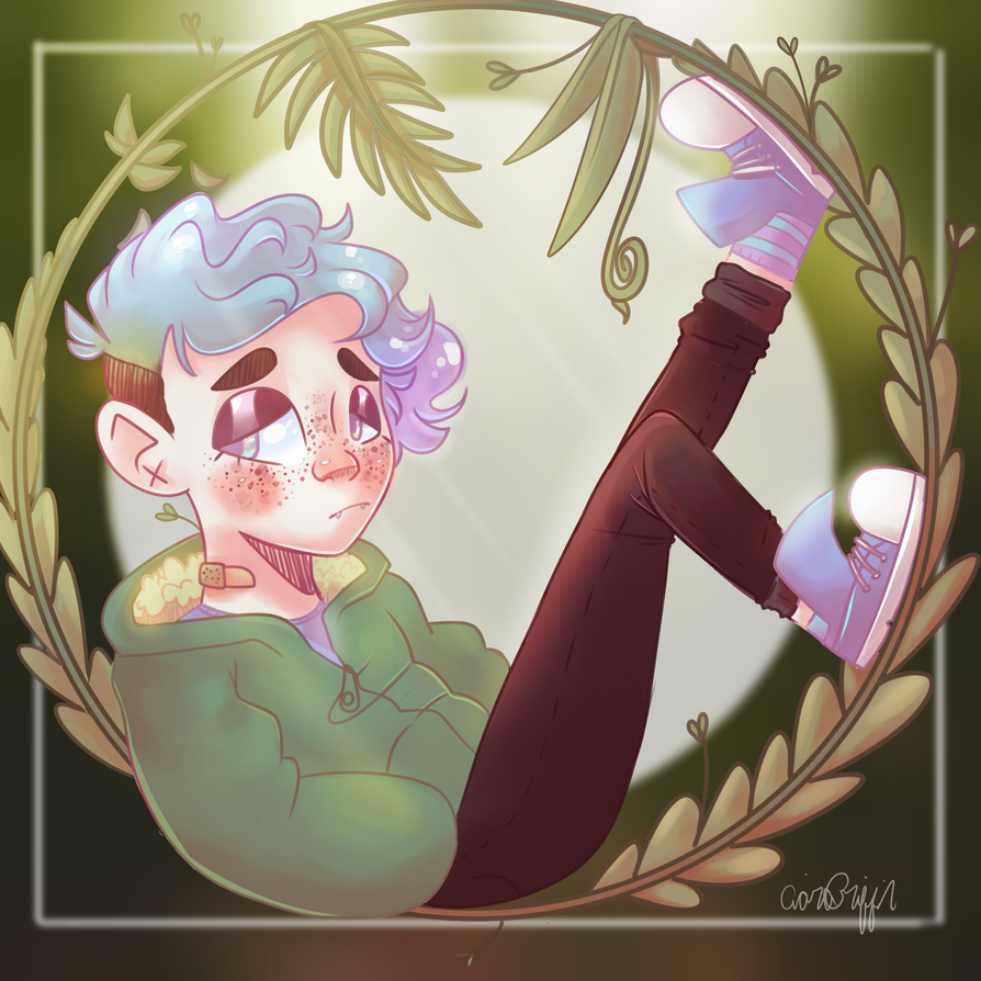 boi in leafs by ItsCiaraNotKiera